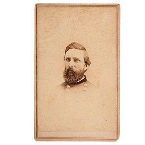 1st Maine Cavalry, CDV of BBG Charles H. Smith, CMOH