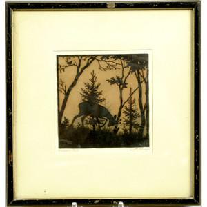 Landscape Silhouette,