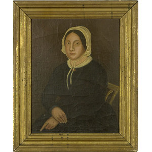 Folk Portrait of a Lady,