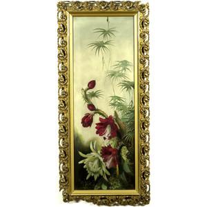 Victorian Still Life of Night Blooming Cerus,