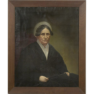 Portrait of an Elderly Woman,