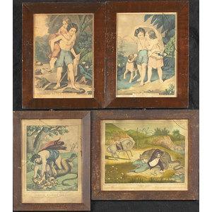 Currier & Kellogg Prints,