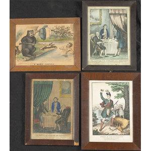 Currier & Ives & Kellogg Prints,