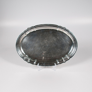 Reed and Barton Sterling Serving Tray