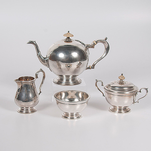 Watson Company Sterling Tea Service