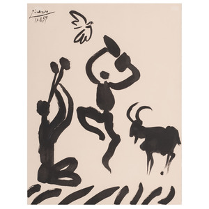 Pablo Picasso (Spanish, 1881-1973)