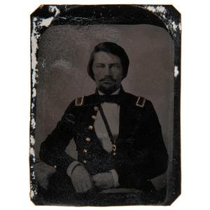Signed Panotype of General Thomas Crook Sullivan