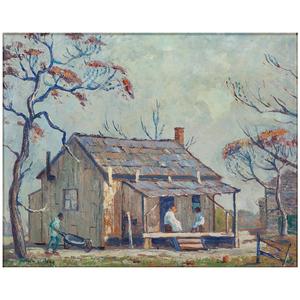 George Louis Berg (American, 1868-1941)