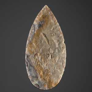 Flint Ridge Blade from the Smith Cache, From the Collection of Jan Sorgenfrei, Ohio