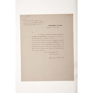 Martin Van Buren DS, June 16, 1830