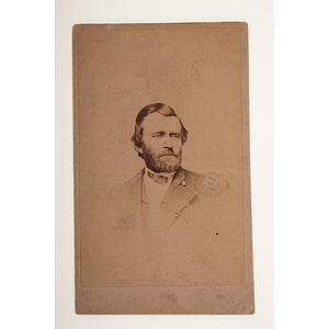 Ulysses S. Grant CDV by McClees