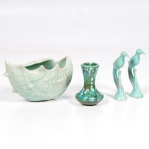 Monterey Jade Bud Vase, Plus