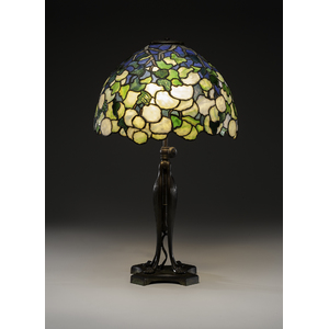 Tiffany Studios Snowball Table Lamp