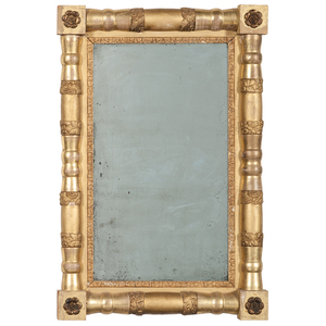 Gilt Dolly Madison Mirror