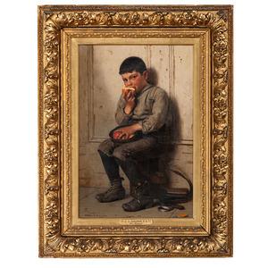 John George Brown (American, 1831-1913)