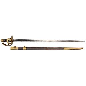 Model 1784 Dragoon's Saber, Monarchy Period