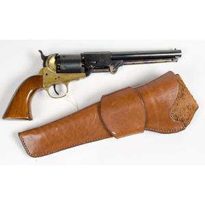 Italian Reproduction Colt Model 1849 Black Powder Percussion Revolver