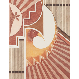 Helen Hardin (Santa Clara, 1943 - 1984) Aquatint Etching on Paper