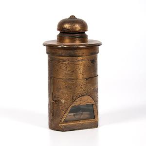 Brass Miner's Lantern