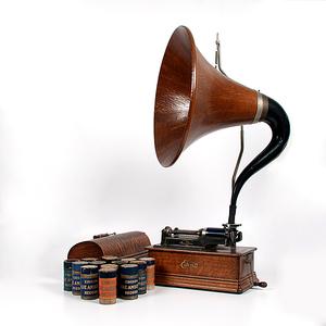 Edison Model D Phonograph