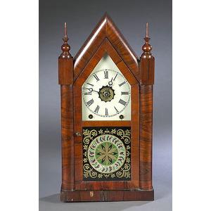 New Haven Steeple Alarm Clock,