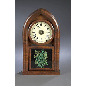 Gothic New Haven Shelf Clock,