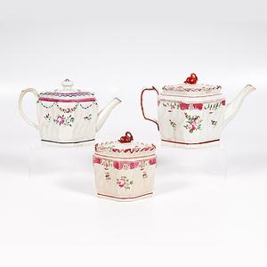 Porcelain Tea Items