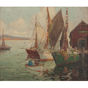 Jan Madden (American, b. 1884)