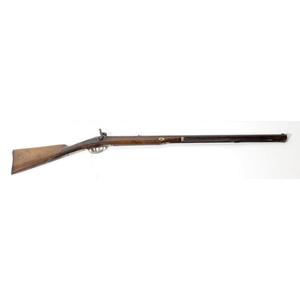 Half Stock Percussion Rifle,
