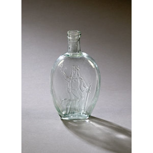 Aqua Liberty Flask,