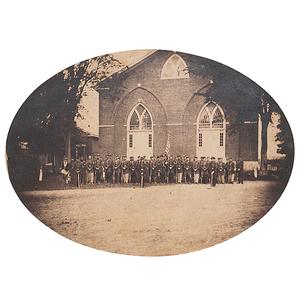 Civil War Photograph of the