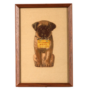 Stenger's Pug Cigar Advertisement
