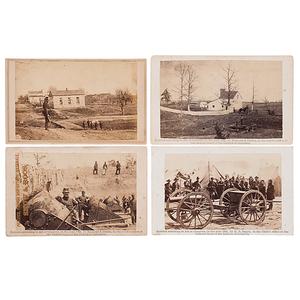 Mathew Brady Civil War CDVs