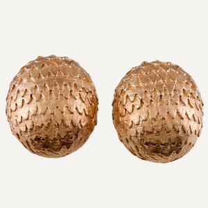 Earrings in 14 Karat Yellow Gold