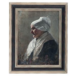 Attributed to Elisabeth Nourse (American, 1859-1938)