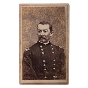 General Philip H. Sheridan Signed CDV