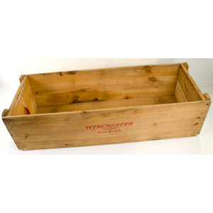 Winchester Wood Crate for M 94 Carbines