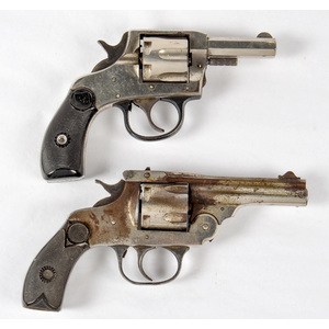 **Pocket Pistols, Lot of Two