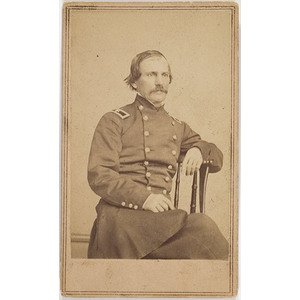 CDV of Brigadier General William Hays,