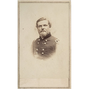 CDV of Major General John Newton,