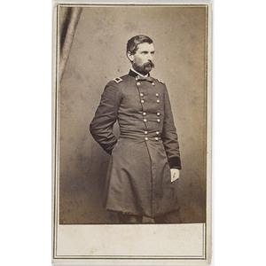 CDV of Major General John Gibbon,