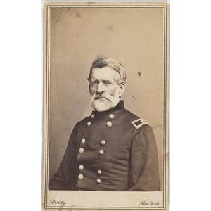 CDV of Brigadier General Lysander Cutler,