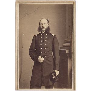 CDV of Major General Samuel S. Carroll,