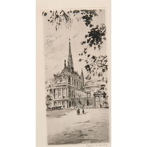 Henri Le Riche (French, 1868-?)