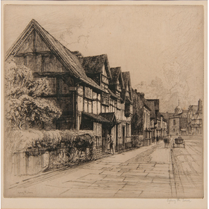 Sydney Robert Jones (British, 1881-?)