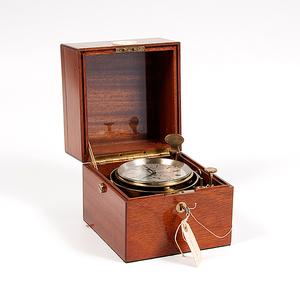 Two-Day Marine Chronometer by Thomas Mercer