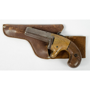 National Arms No. 2 Derringer with Holster