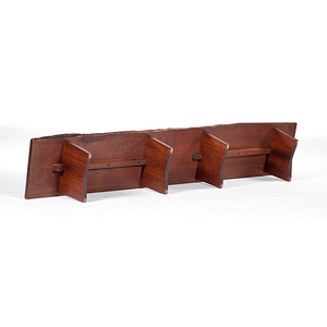 George Nakashima Special Bench/Coffee Tables