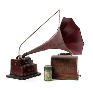 Edison Red Gem Phonograph