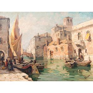 after Angelo Brombo (Italian, 1893-1962)